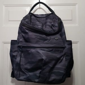 New Lululemon around the town backpack